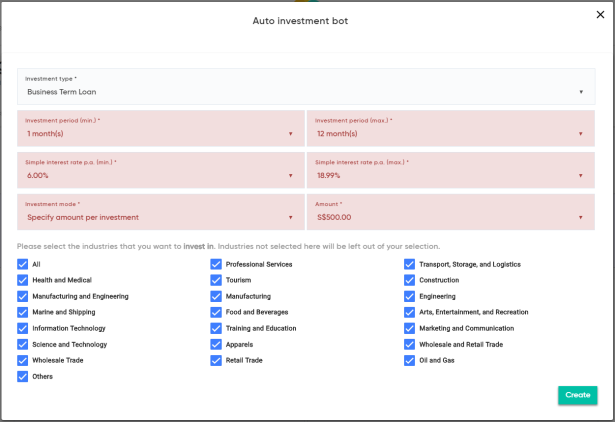 INV WEB AutoInvest